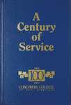 A Century of Service: A Centennial History of Concordia College, St. Paul