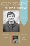 CSP READS 2016: Andrew D. Toelle