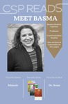 CSP READS 2016: Basma Ibrahim DeVries