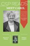 CSP READS 2016: Carol Klempka