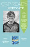 CSP READS 2016: Cate Vermeland