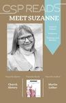CSP READS 2016: Suzanne Hequet