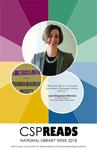 CSP READS 2018: Laura Wangsness Willemsen