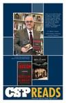 CSP READS 2019: Dr. Jeffrey E. Burkart