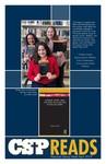 CSP READS 2019: Colleen Arendt, Basma Ibrahim DeVries, Kim Flottemesch