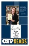 CSP READS 2019: Dr. Lana Huberty