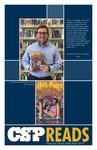 CSP READS 2019: Garret Hultgren