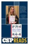 CSP READS 2019: Dr. Kelly Sadlovsky