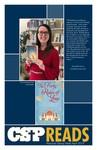 CSP READS 2019: Danielle Sarim