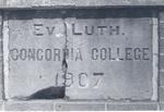 Concordia College Cornerstone by Concordia University - Portland