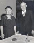 F.W.J. Sylwester and Wife Ariana by Concordia University - Portland