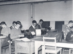 Students in Typing Class by Concordia University - Portland