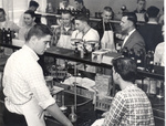 Students in Chemistry Laboratory by Concordia University - Portland