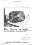 The Promethean, Volume 08, Number 02, Spring 2000 by English Department, Concordia University-Portland