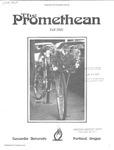 The Promethean, Volume 09, Number 01, Fall 2000