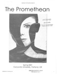 The Promethean, Volume 09, Number 02, Spring 2001 by English Department, Concordia University-Portland