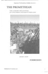 The Promethean, Volume 19, Number 02, <em>Forbidden</em>, Spring 2011 by English Department, Concordia University-Portland