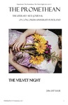 The Promethean, Volume 25, <em>The Velvet Night</em>, 2017 by English Department, Concordia University-Portland