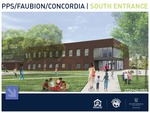 Faubion School - South Entrance