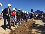 Faubion School Groundbreaking - Partners