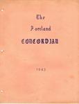 The Portland Concordian, 1943