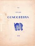 The Portland Concordian, 1944 by Concordia University - Portland