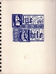 The Blue and White, 1951