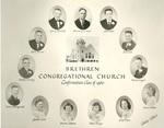 Brethren Congregational Church Confirmation Class by Concordia University - Portland